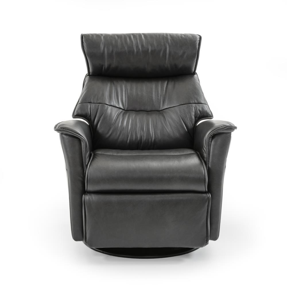 Captain Large Recliner with Chaise by IMG Norway at Baer's Furniture