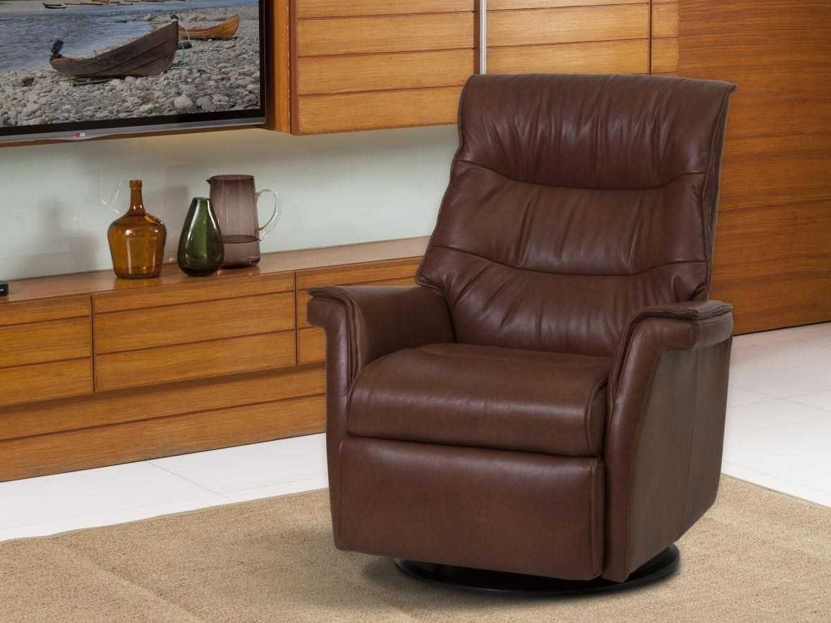 CHELSEA CHELSEA LARGE MOTOR RELAXER by IMG Norway at Stoney Creek Furniture