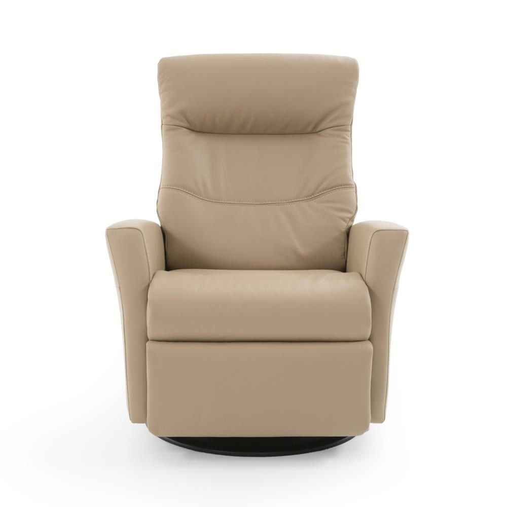 Large Glider Recliner with Molded Foam