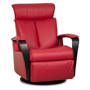 IMG Norway RG375 Chili Red Large Recliner
