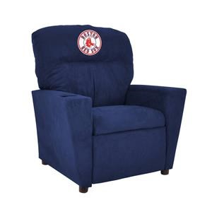 Imperial International Team Seating Boston Red Sox Tween Microfiber Recliner