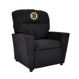 Imperial International Team Seating Boston Bruins® Tween Microfiber Recliner