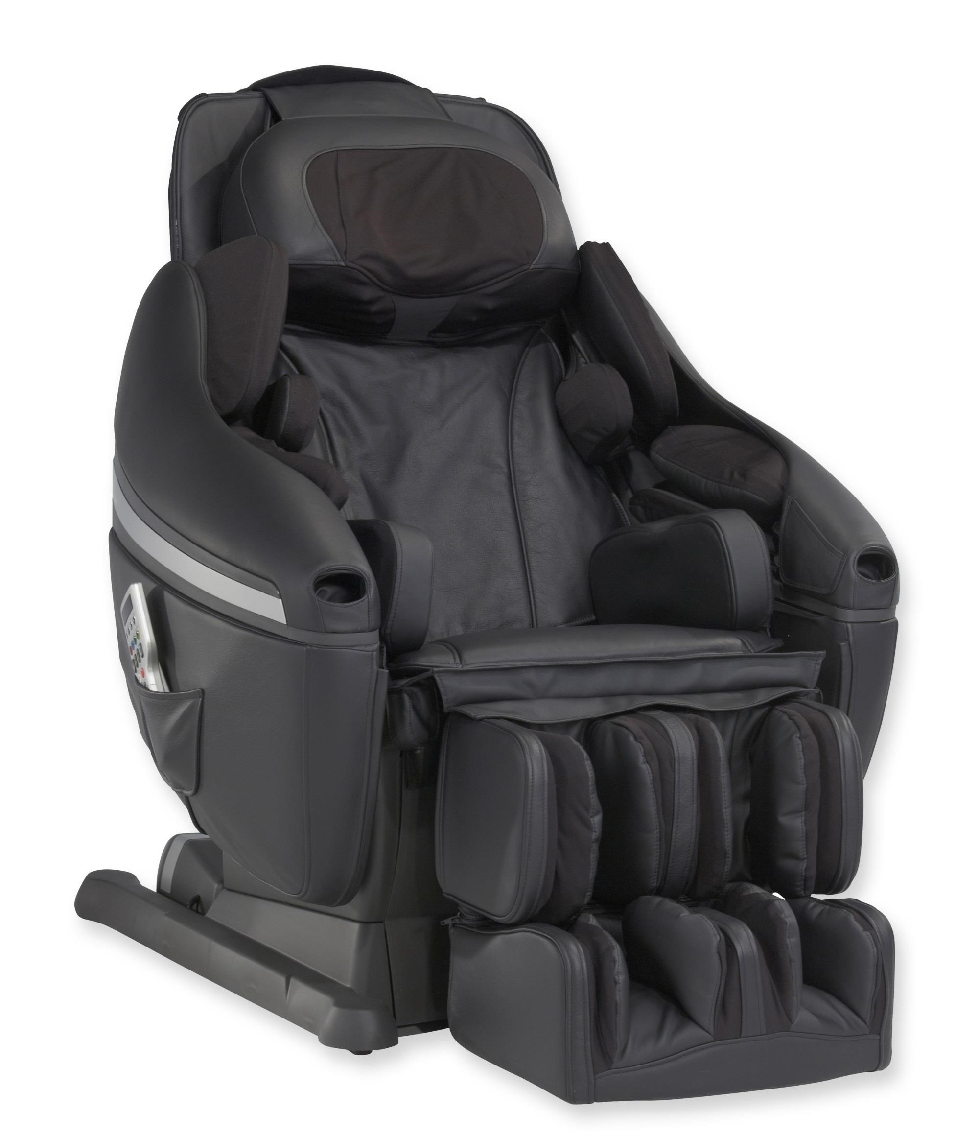Inada Dreamwave Massage Chair with Heat - Item Number: HCP-1101A-PU BK