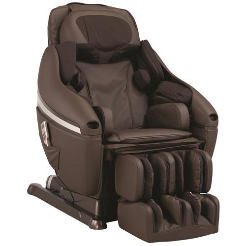 Inada Dreamwave Massage Chair with Heat - Item Number: HCP-1101A-PU DBR