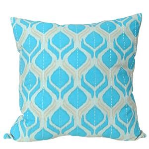 """India House Flames 20"""" Pillow"""