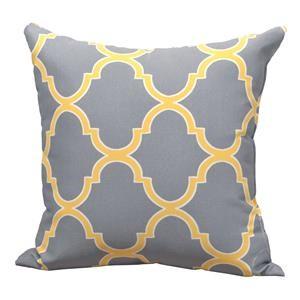 "India House Irondaze 20"" Pillow"