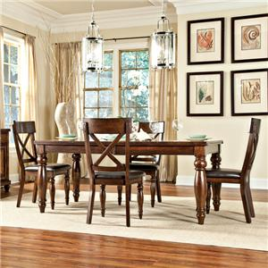 Belfort Select River Run 5 Piece Dining Set