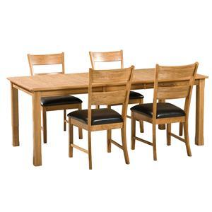 Intercon Family Dining 5Pc Dining Room