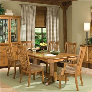 Intercon Highland Park  7Pc Dining Room