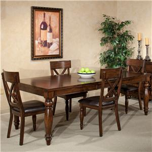 Intercon Kingston  7Pc Dining Room