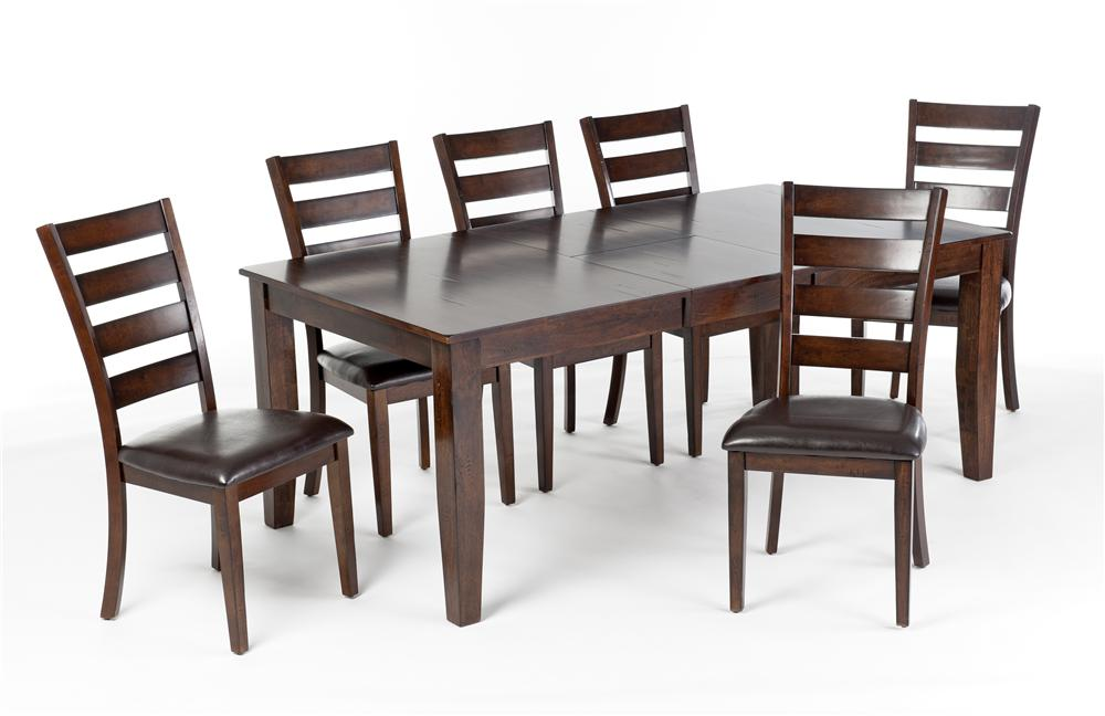 Intercon Kona 7Pc Dinette - Item Number: KA7PCL