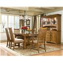 Intercon Pasadena Revival  5Pc Dining Room
