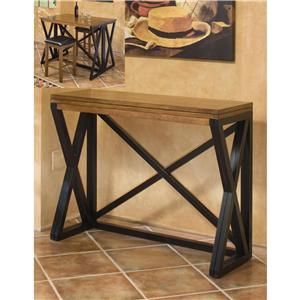 Folding Pub Table