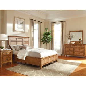 Intercon Alta Queen Bedroom Group