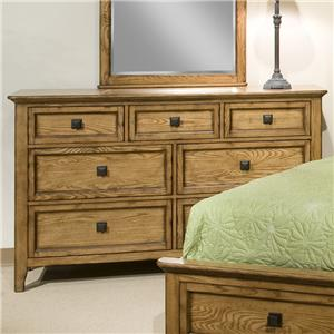 Intercon Alta 7-Drawer Dresser