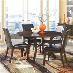 Intercon Cintas Cintas Table + 4 Chairs