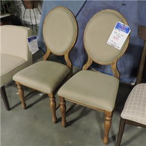 Belfort Select Clearance Pair of Side Chairs