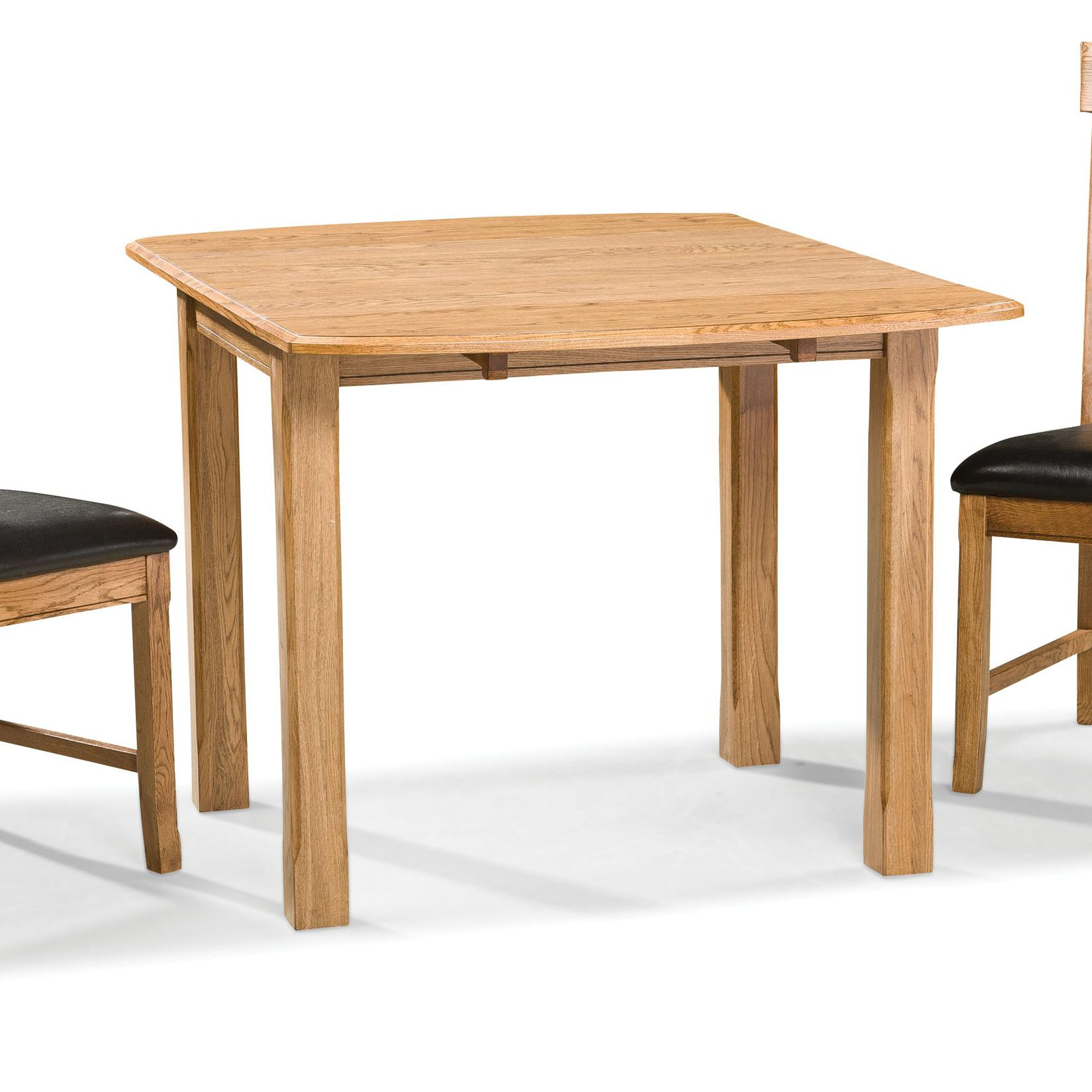 Intercon Family Dining Drop Leaf Table - Item Number: FD-TA-L3654D-CNT-C