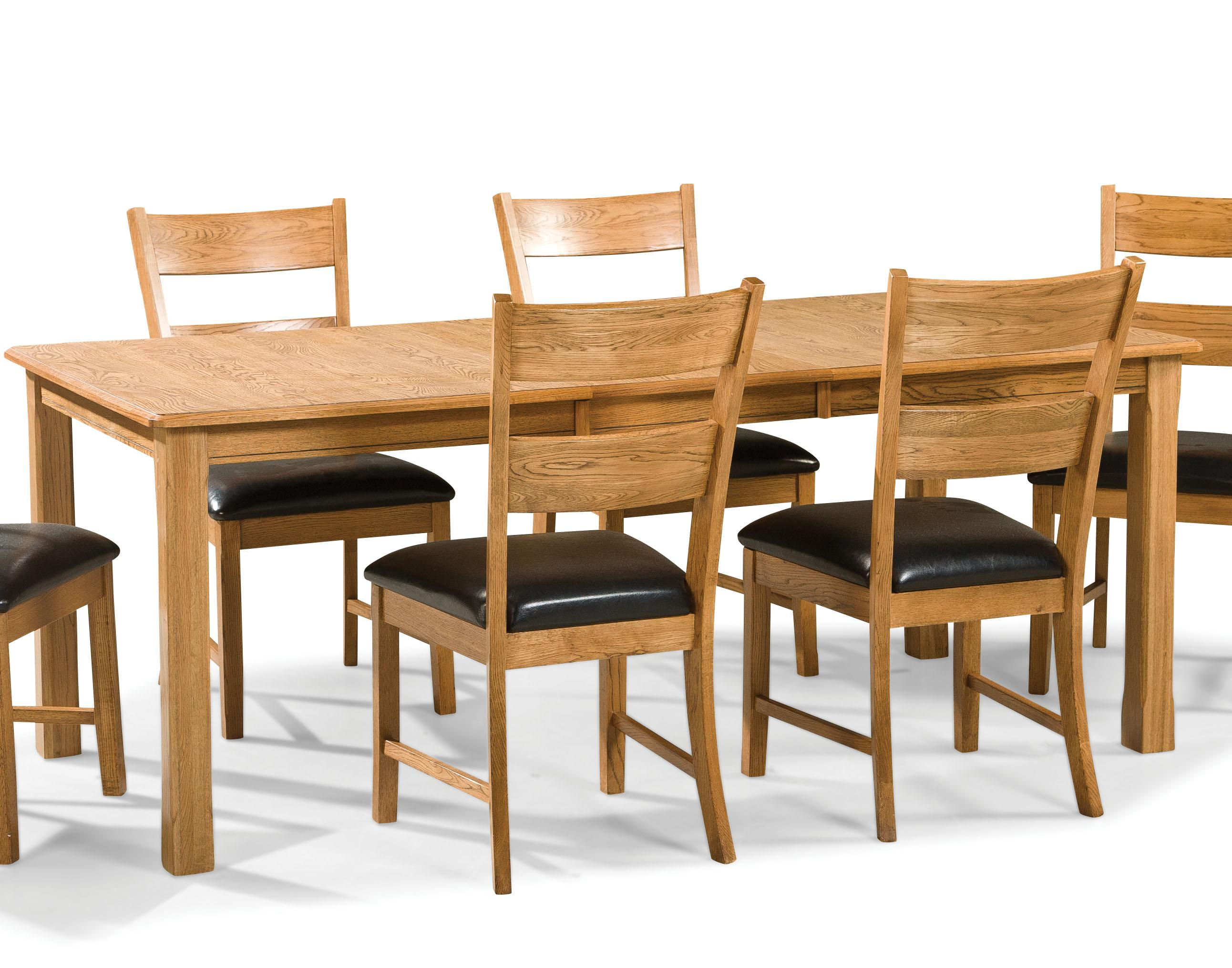 Intercon Family Dining Leg Dining Table - Item Number: FD-TA-L3678-CNT-C