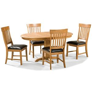 Intercon Family Dining Round Dining Table