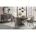 Intercon Foundry Casual Dining Room Group - Item Number: FR Dining Room Group 2