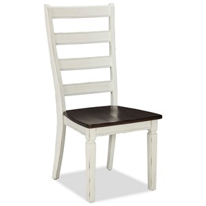 Belfort Select Glennwood Ladder Back Chair