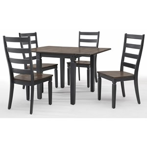 Intercon Glennwood 5 Piece Dining Set