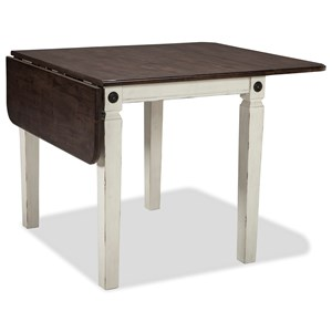 Belfort Select Glennwood Drop Leaf Table