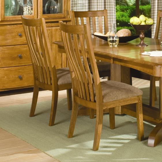 Intercon Highland Park  Side Chair - Item Number: 460-RUS