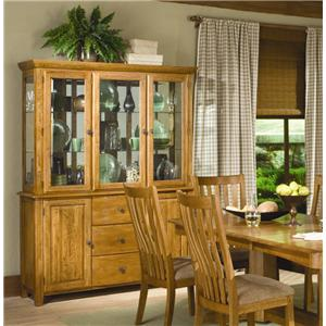 Intercon Highland Park  China Cabinet