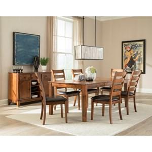 VFM Signature Kona Casual Dining Room Group