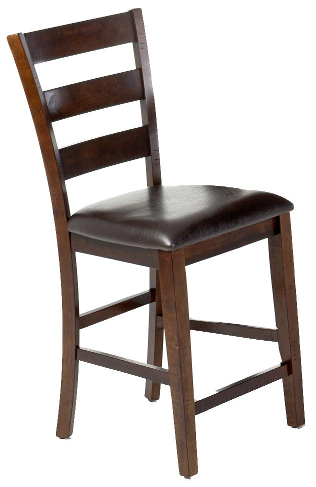 Belfort Select Cabin Creek Transitional Bar Stool With