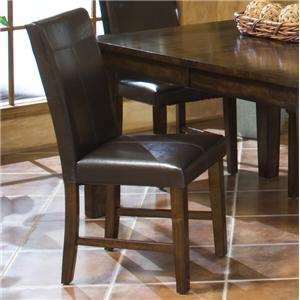 Intercon Kona Parson's Side Chair