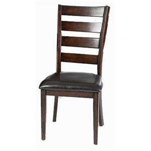 Belfort Select Cabin Creek Ladder Back Side Chair