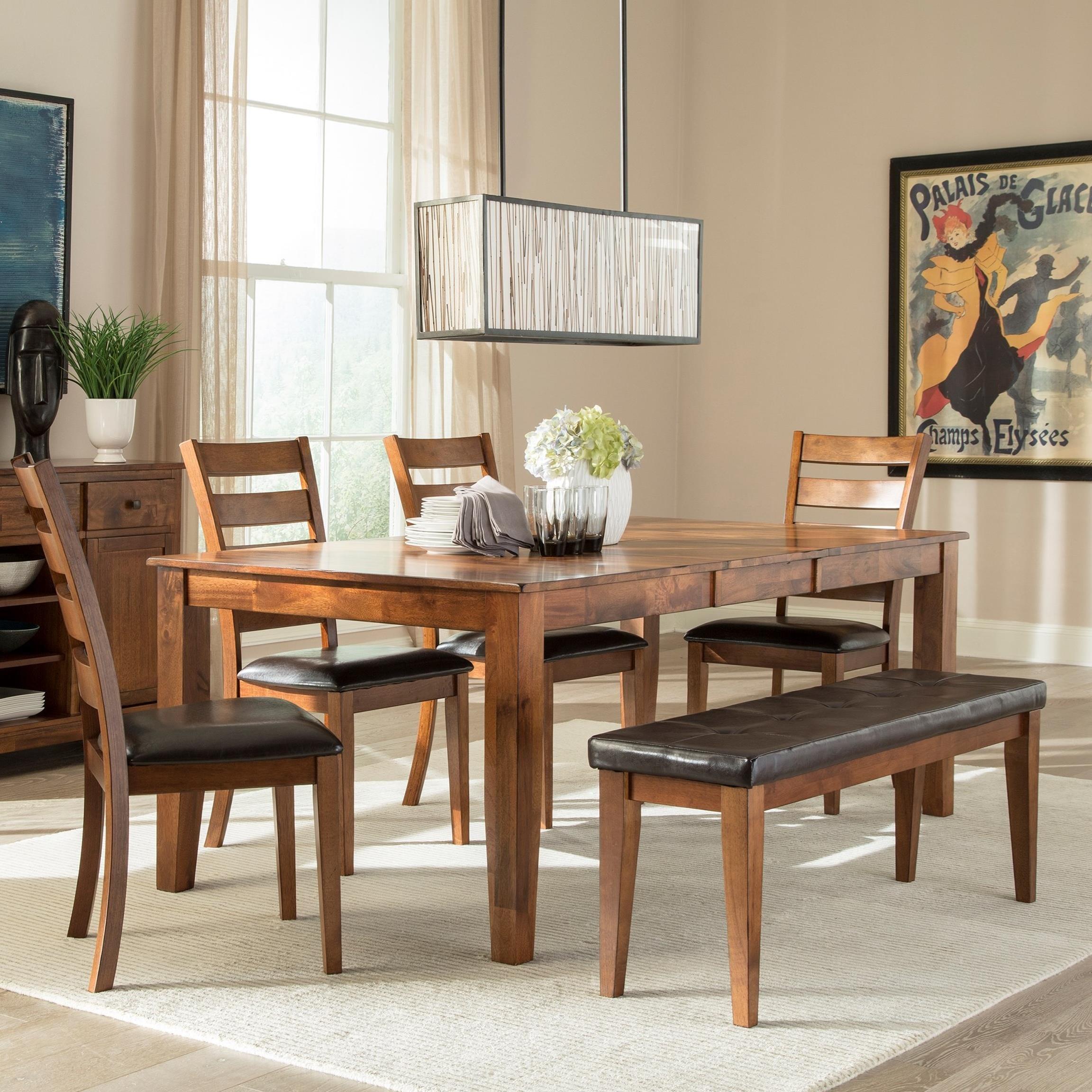 6 Piece Dining Room Set