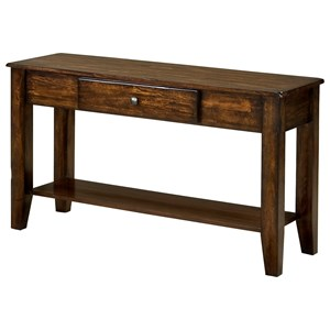 Intercon Kona Sofa Table