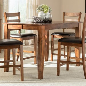 VFM Signature Kona Gathering Table with Butterfly Leaf
