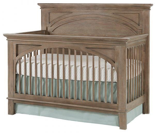 leland convertible crib by Sussex Bay at Johnny Janosik
