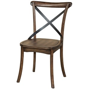 Intercon Lindsay Dining Side Chair