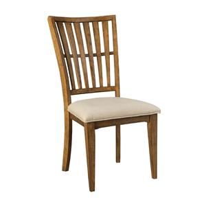 Belfort Select Bluemont Slat Back Side Chair