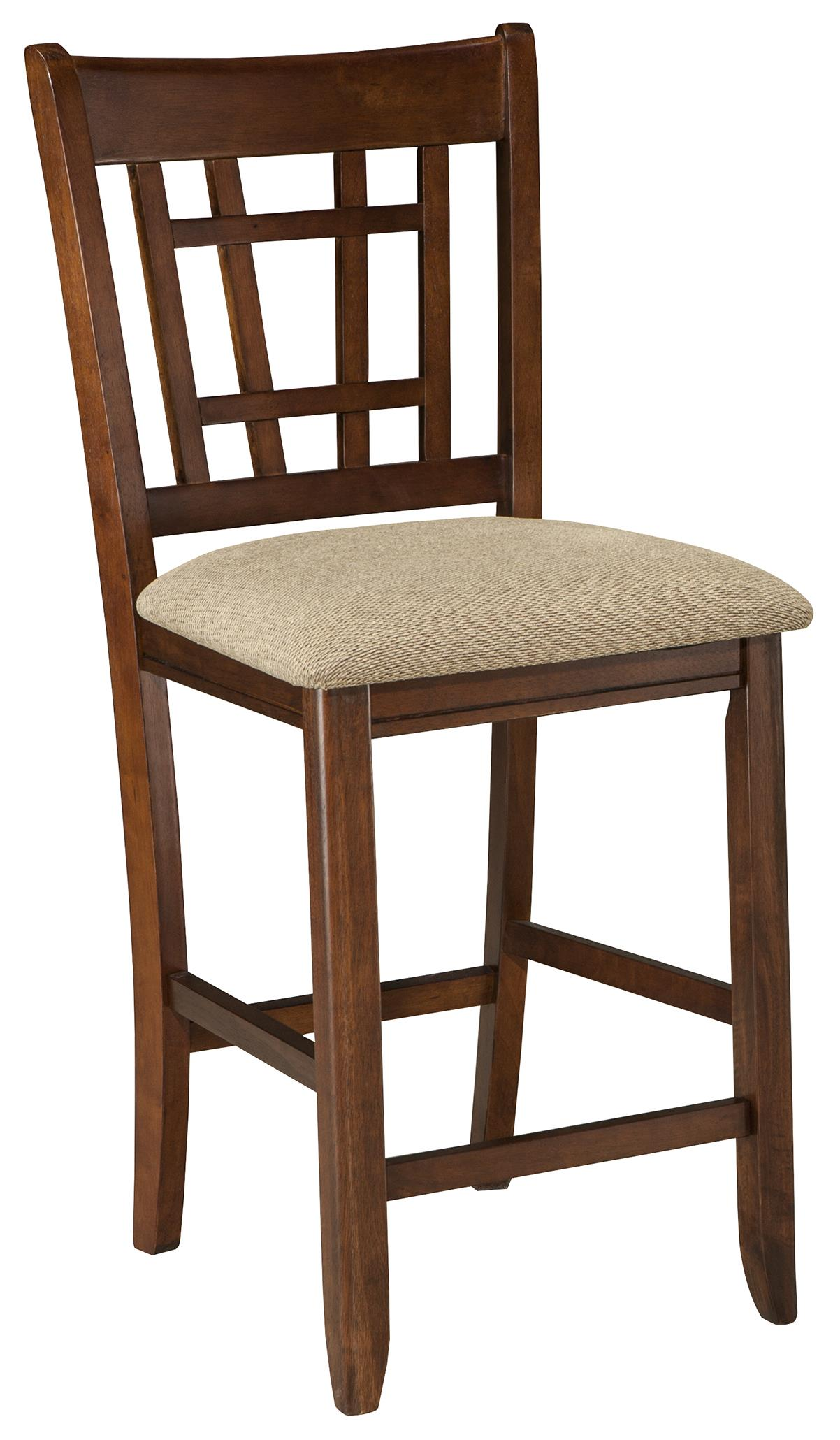"Intercon Mission Casuals 24"" Lattice Barstool - Item Number: MI-BS-850C-DMI-K24"