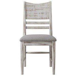 VFM Signature Modern Rustic  Side Chair
