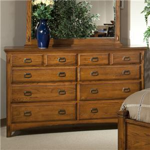 Intercon Pasadena Revival  Dresser