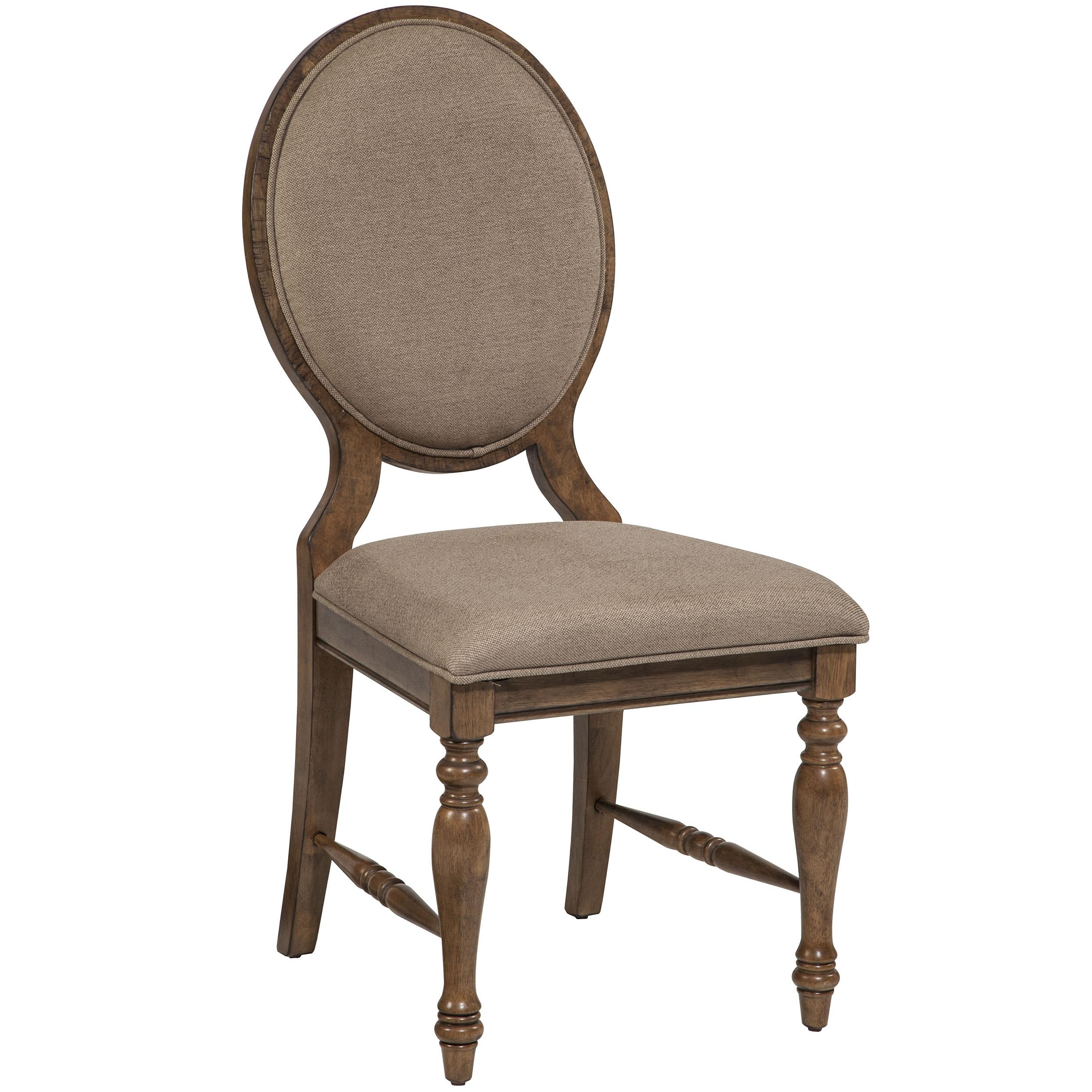 Belfort Select Loudoun Crossing Side Chair - Item Number: RH-CH-680C-BAL-RTA