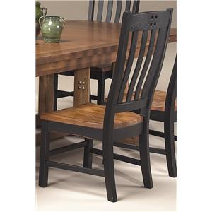 Intercon Rustic Mission Dining Side Chair