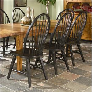 Intercon Rustic Traditions Windsor Side Chair