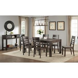 Intercon Salem Dining Room Group