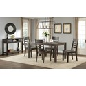 Intercon Salem Dining Room Group - Item Number: BCO Dining Room Group 2