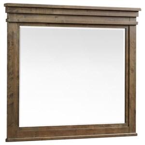 Transitional Landscape Mirror
