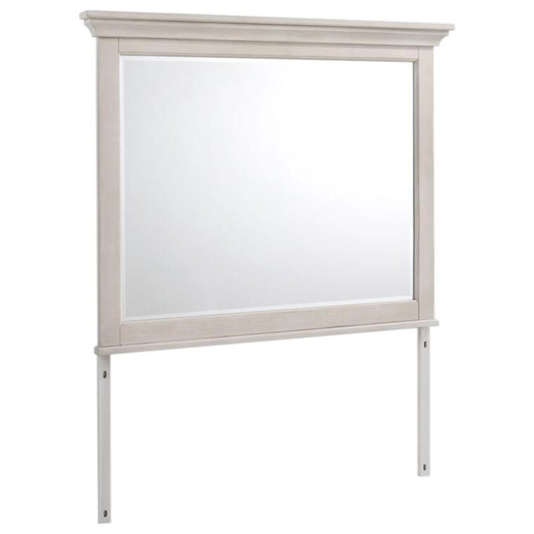 San Mateo Mirror by Intercon at Darvin Furniture